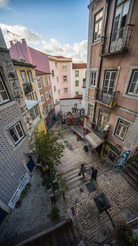 Fado Corner Lisbon